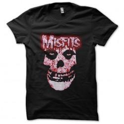 tee shirt the misfits rare...
