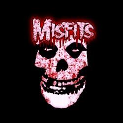 tee shirt the misfits rare sublimation
