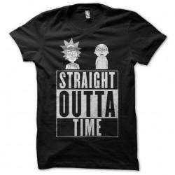 tee shirt Rick and Morty...
