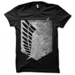 tee shirt Attack on titan...