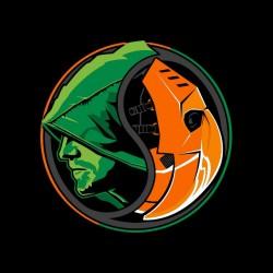tee shirt arrow logo sublimation