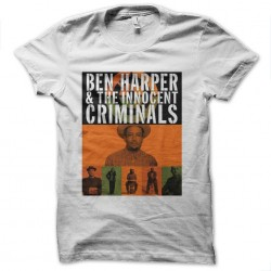 Ben Harper t-shirt and the...