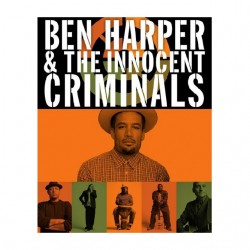 Ben Harper t-shirt and the innocent sublimation