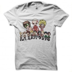 attack on titan sublimation...