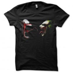 tee shirt joker vs alien...