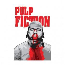 tee shirt pulp fiction la crampe sublimation