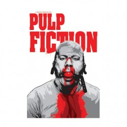 tee shirt pulp fiction the cramp sublimation