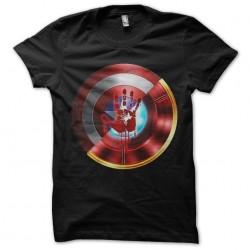 Civil War t-shirt black...
