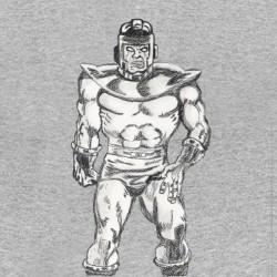 tee shirt controller gris sublimation