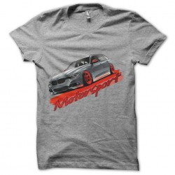 t-shirt bmw E91 gray...