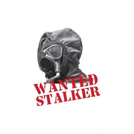 Oblivion Wanted Stalker t-shirt white sublimation