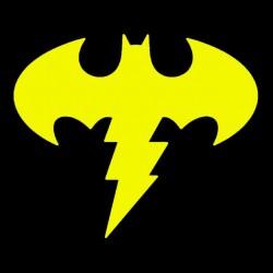 batman vs shazam sublimation t-shirt