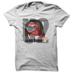 Jean Bono parody U2 t-shirt...