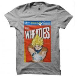 songoku cereales t-shirt...