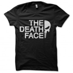 The Punisher the death face...
