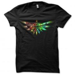 t-shirt zelda logo design...