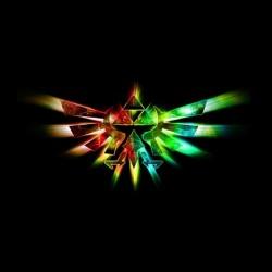 t-shirt zelda logo design sublimation