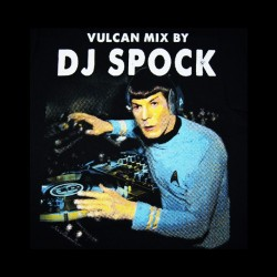 tee shirt dj spoke vulcain club sublimation