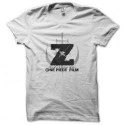 One piece film Z logo white...