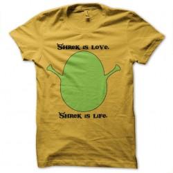 shirt shrek is life...
