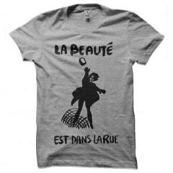 tee shirt revolution france...