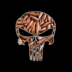 punisher ammo sublimation t-shirt