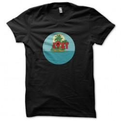 tee shirt lost island...
