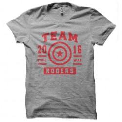 t-shirt team rogers civil...