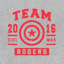 t-shirt team rogers civil war sublimation