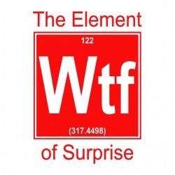 tee shirt chimie wtf...