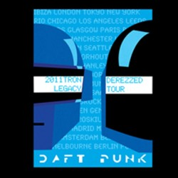 Tee shirt daft punk tron legacy2  sublimation