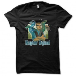 tee shirt raptor squad...