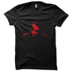 sublimation black joker shirt