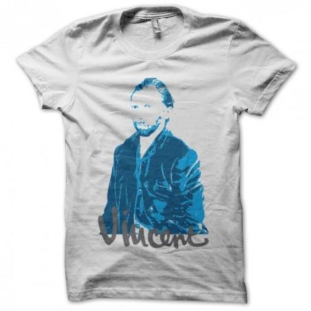 Van Gogh Vincent artwork white sublimation t-shirt