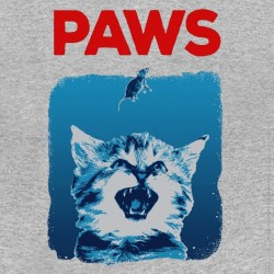 shirt paws gray sublimation