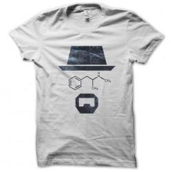 shirt the chemist breaking bad white sublimation