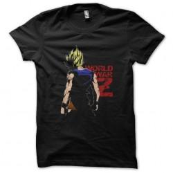tee shirt World War Z...