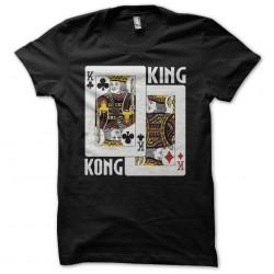 Tee shirt Poker Kings pair...