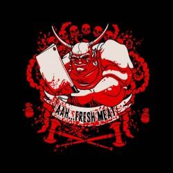 shirt diablo butcher black sublimation