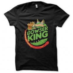 tee shirt bowser king...