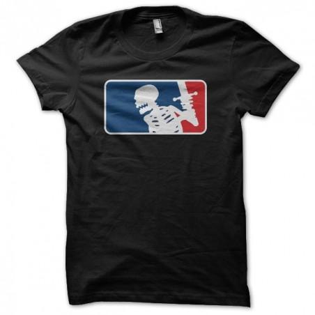 T-shirt RPG parody NBA black sublimation
