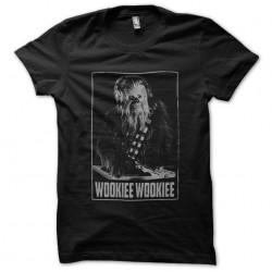 wookiee shirt wookiee black...