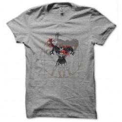 tee shirt vitruvian spider...