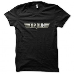 tee shirt Top gun  sublimation