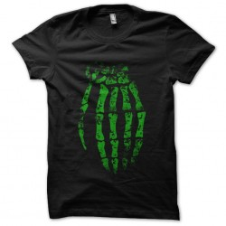 tee shirt Bomb design...