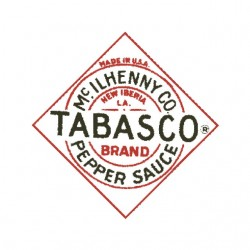 tee shirt tabasco  sublimation