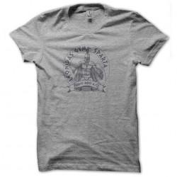 tee shirt leonidas gris...