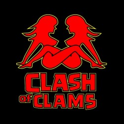 tee shirt Clash of clams sublimation