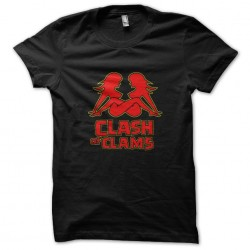tee shirt Clash of clams...