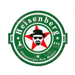 heisenberg shirt white...